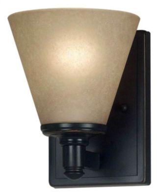 Tallow 1-Light Wall Sconce - Bronze Patina