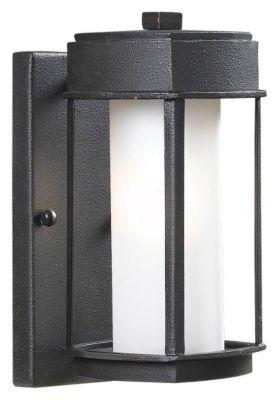 Sentinel 1-Light Small Outdoor Wall Lantern - Copper Bronze