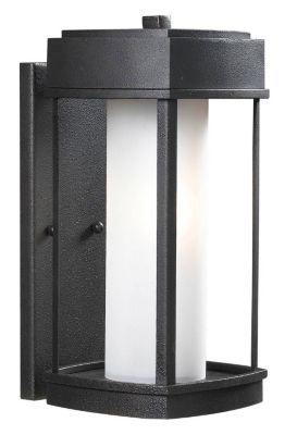 Sentinel 1-Light Large Outdoor Wall Lantern - Copper Bronze