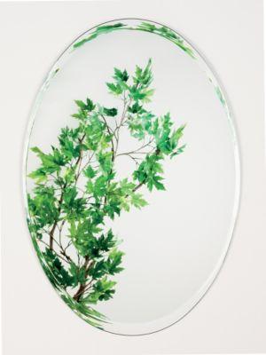 Tapered Beveled Mirror
