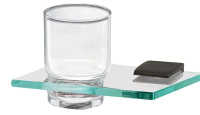 Manhattan Tumbler Holder with Tumbler