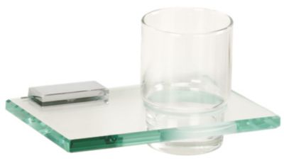 Arch Tumbler Holder with Glass