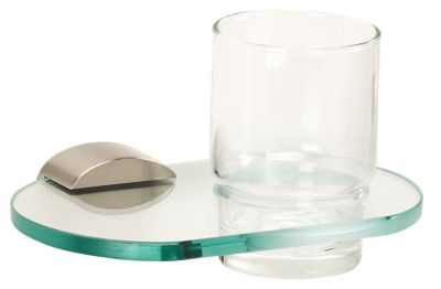 Contemporary III Tumbler Holder with Glass
