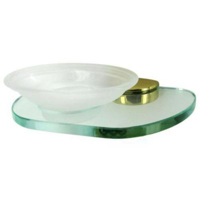 Euro Soap Dish with Holder