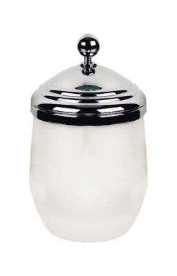Embassy Glass Jar with Lid