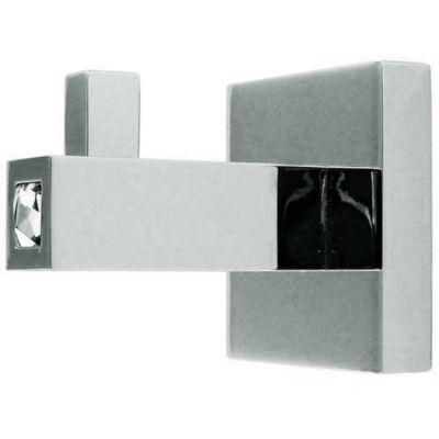 Contemporary II Crystal Robe Hook