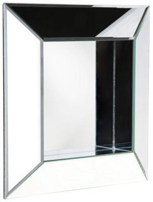 Amalfi Contemporary Square Mirror