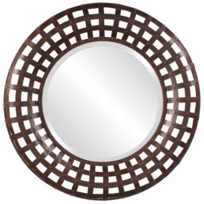 Patrick Round Mirror