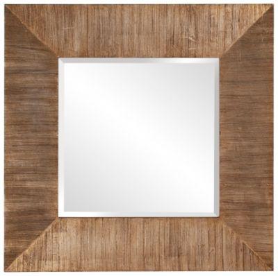 James Reclaimed Wood Mirror