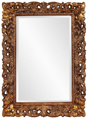 Barcelona Gold Mirror