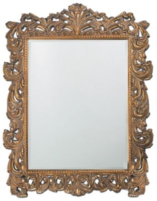 Napoleon Antique Gold Mirror