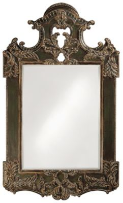 Park Lane Antique Brown Mirror