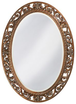 Suzanne Oval Mirror