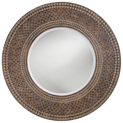 Hampton Round Mirror