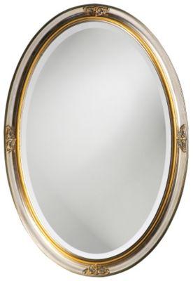 Carlton Silver Mirror
