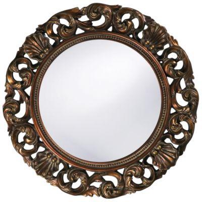 Glendale Antique Gold Mirror