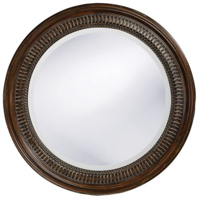 Monmouth Round Mirror