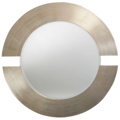 Orbit Silver Leaf Mirror
