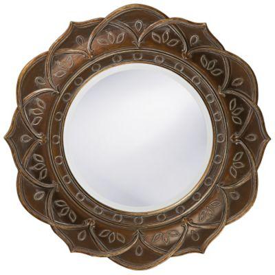 Erica Round Mirror