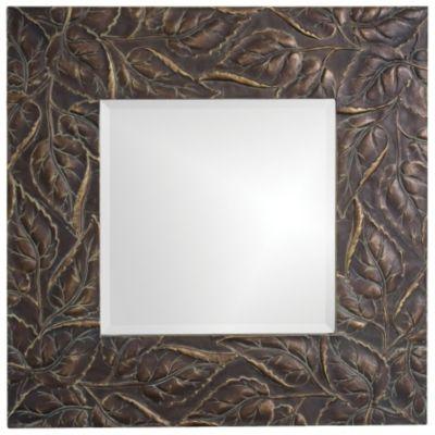 Vines Square Mirror