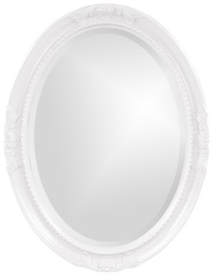 Queen Ann White Mirror