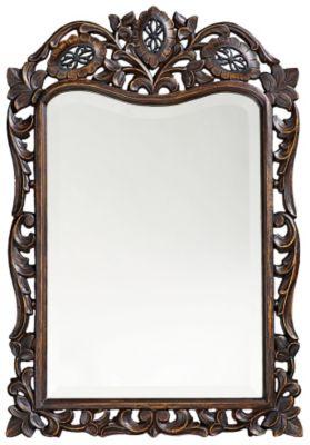 St. Agustine French Brown Mirror