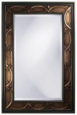 Charles Bronze Mirror