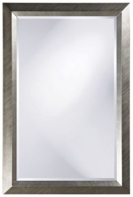 Avery Silver Mirror - Large