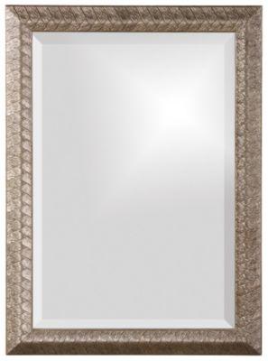 Malia Silver Mirror