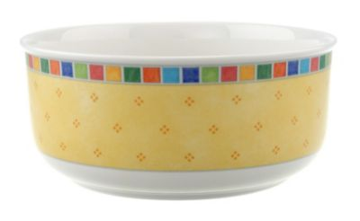 Twist Alea Limone Round Vegetable Bowl