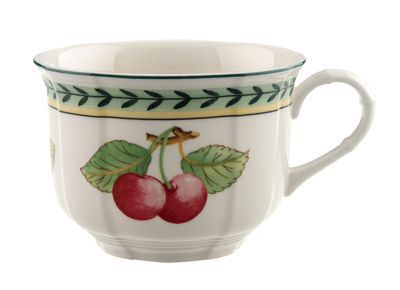 French Garden Fleurence Breakfast Cup