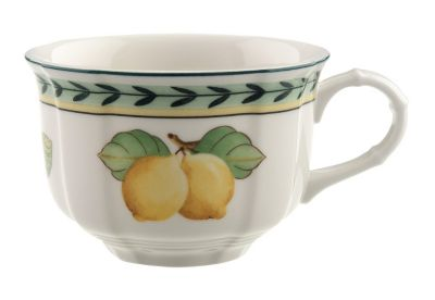 French Garden Fleurence Tea Cup