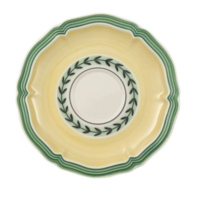 French Garden Fleurence After Dinner Cup Saucer