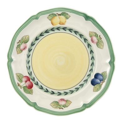 French Garden Fleurence Bread & Butter Plate