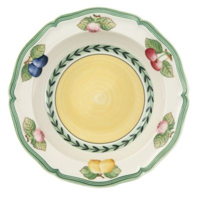 French Garden Fleurence Rim Cereal