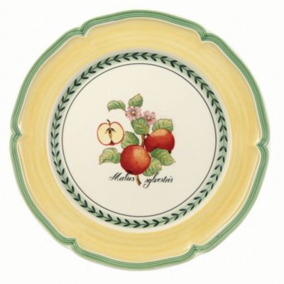French Garden Valence Apple Dinner Plate
