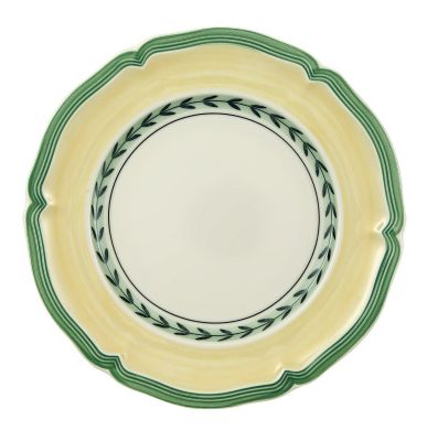 French Garden Vienne Bread & Butter Plate