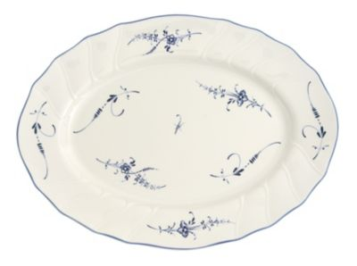 Vieux Luxembourg Oval Platter