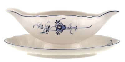 Vieux Luxembourg 1-Piece Gravy Boat with Stand