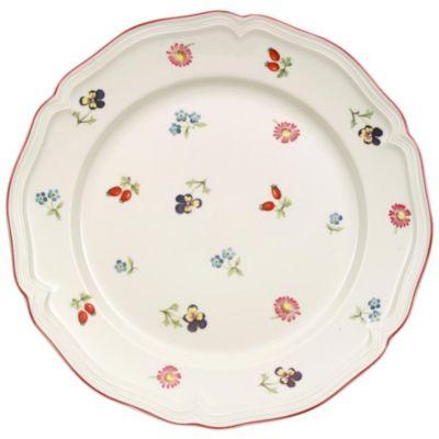 Petite Fleur Salad Plate