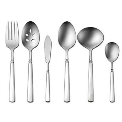 Easton 6-Piece Flatware Serving Set