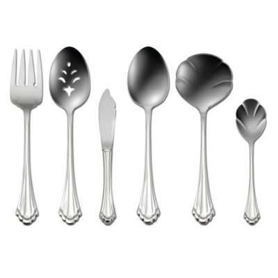 Marquette 6-Piece Flatware Serving Set
