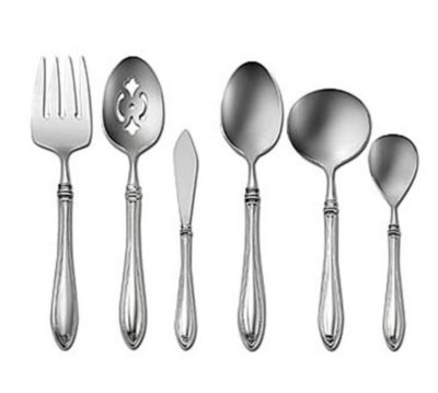 Sheraton 6-Piece Flatware Serving Set