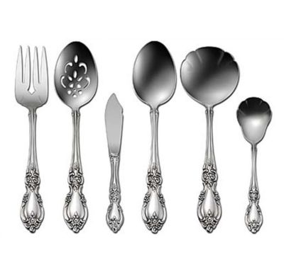 Louisiana 6-Piece Flatware Serving Set