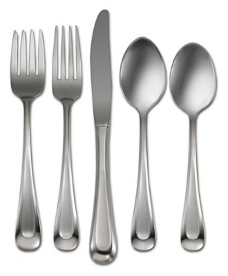 Satin Sand Dune 20-Piece Flatware Set-Service for 4