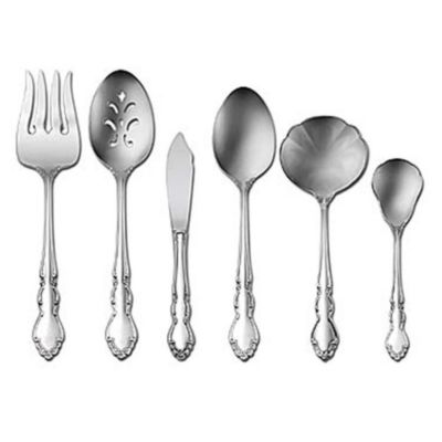 Dover 6-Piece Flatware Serving Set