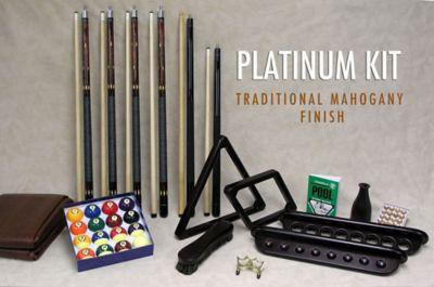 Platinum Billiard Accessory Kit