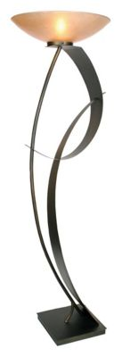 Curvy Lady Floor Lamp Torchiere
