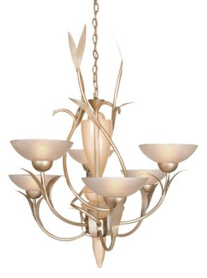 Almost Autumn Expectation 6-Light Chandelier