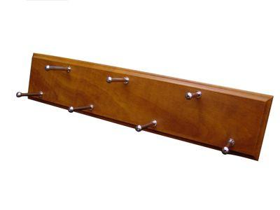 Sliding Belt Rack - Cherry